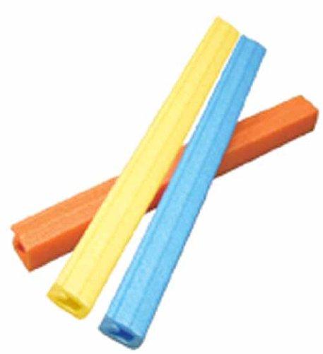 MF 養生材 看板用セーフティーカバー ピッたし看看(アタッチメント)(10本/セット) ブルー