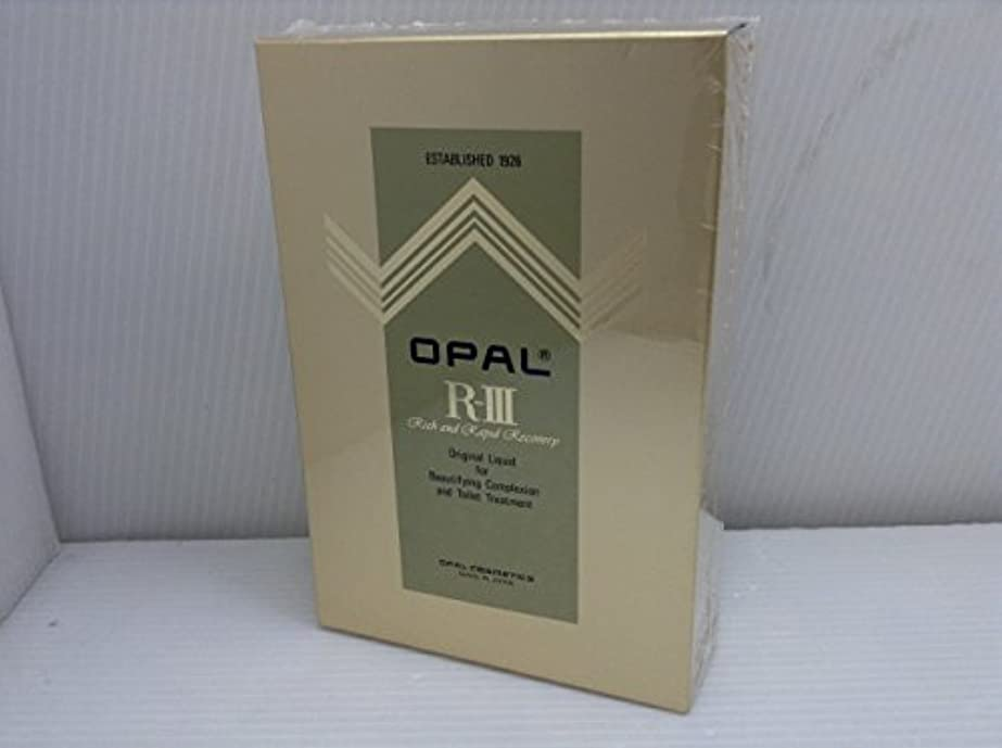 船上許可する恐竜オパール化粧品 美容原液 薬用オパール R-III (460ml)