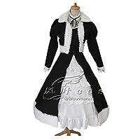 BLACK LAGOON クラシカル グレーテル ロングメイド服 コスプレ衣装