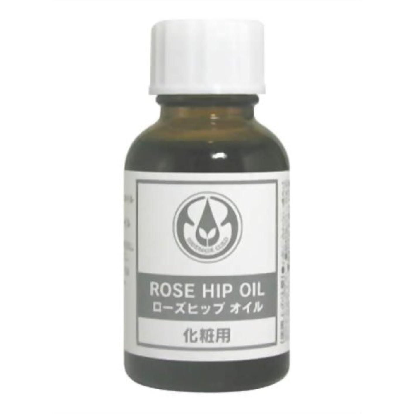 テンポ樹皮引数生活の木 ローズヒップオイル(ナチュラル) 25ml