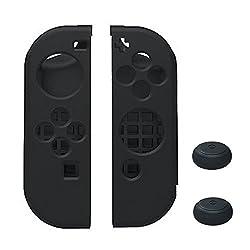 TopACE Nintendo Switch Joy-Con 専用ケース 高品質 超薄型 超耐磨 最軽量 ソフトケース (L)   (R) グレー