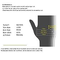 Mittsニトリル手袋、パウダーフリー、ラテックスラバーフリー、使い捨て手袋 - 試験用手袋、食品安全、医療用グレード、100 PCSの便利なディスペンサーパック (Color : White, Size : S)