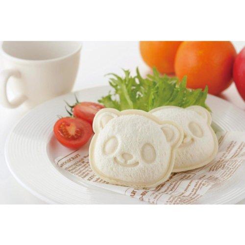 食パンダなぁ。ああ、食パンダ。