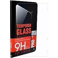 Nintendo Switch 用 保護フィルム MyArmor 0.15mm 任天堂 Switch 対応 ガラス フィルム 9H硬度 2.5D 液晶保護 日本旭硝子社ガラス採用 耐指紋 高透過率 気泡ゼロ 飛散防止 ラウンドエッジ加工(1枚, 透明)