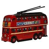 レトロ トロリーバス ロンドン市内交通 RB-05R