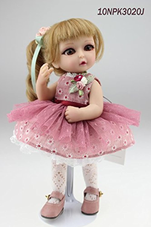 NPK COLLECTION 25CM ベビードール お人形 きせかえ人形 女の子 新年プレゼント 誕生日プレゼント