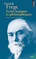 Ecrits Logiques Et Philosophiques