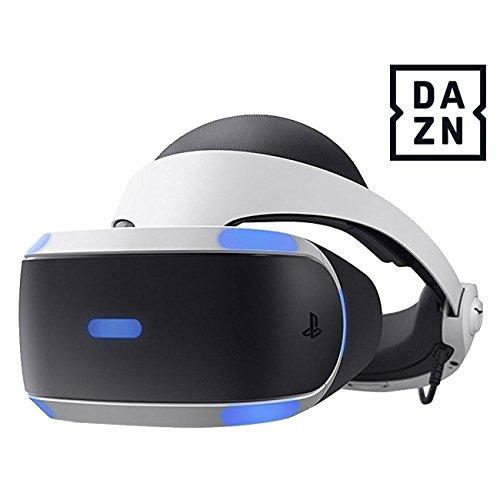 【プライムデーセール対象商品】PlayStation VR PlayStation Camera 同梱版  [特典] DAZN 1ヶ月利用権 配信【Amazon.co.jp限定】オリジナルカスタムテーマ 配信