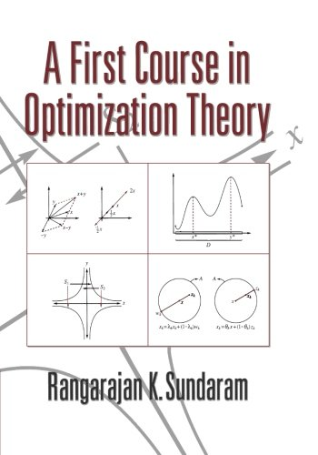 A First Course in Optimization Theoryの詳細を見る