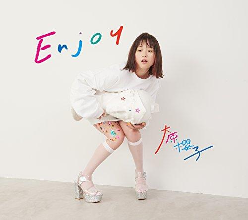 【Amazon.co.jp限定】Enjoy(CD+DVD)(初回限定盤A)(Enjoyポケットカレンダー ハーフイヤーVer.絵柄F付)