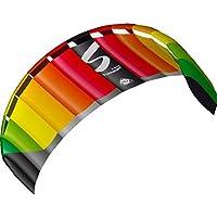 HQ Kites Symphony Pro 2.5 Kite, Rainbow by HQ Kites and Designs [並行輸入品]