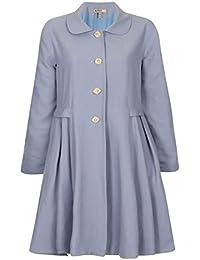 (アリスズピッグ) Alice's Pig スプリングコート レディース Demis Dallas Coat Blue