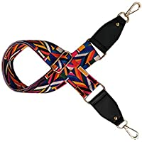 Beacone Wide Purse Strap Replacement Belt Adjustable Crossbody Handbag Shoulder Strap