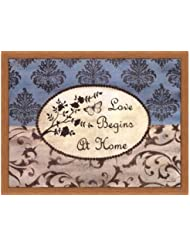 Love Begins at Home by Andrea Roberts – 16 x 12インチ – アートプリントポスター LE_665220-F8744-16x12