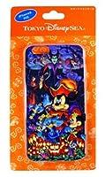 9月1日先行販売 ディズニーシー 2015「ディズニー・ハロウィーン」ディズニーヴィランズ スマートフォンケース