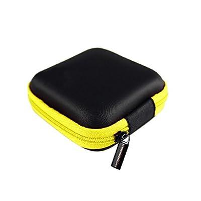 Jojckmen Fashion Pocket Pu Multi-Function Cosmetic Bag Passport Headphone case Bag