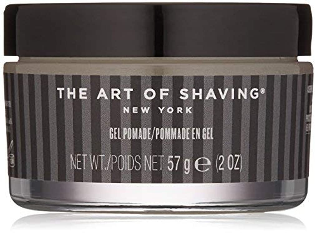 正当な万歳ファックスThe Art of Shaving Gel Pomade 2 oz. [並行輸入品]