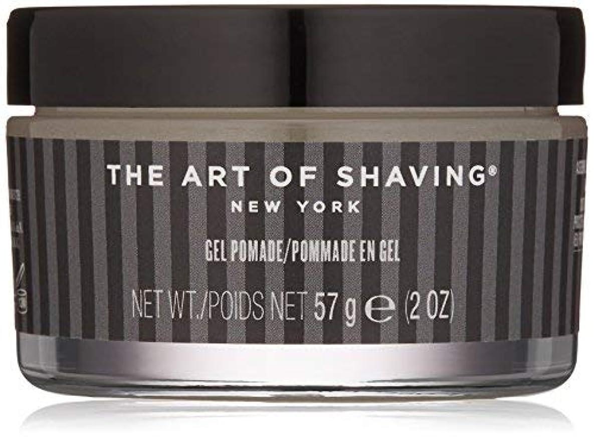 ウェブ震えるギネスThe Art of Shaving Gel Pomade 2 oz. [並行輸入品]