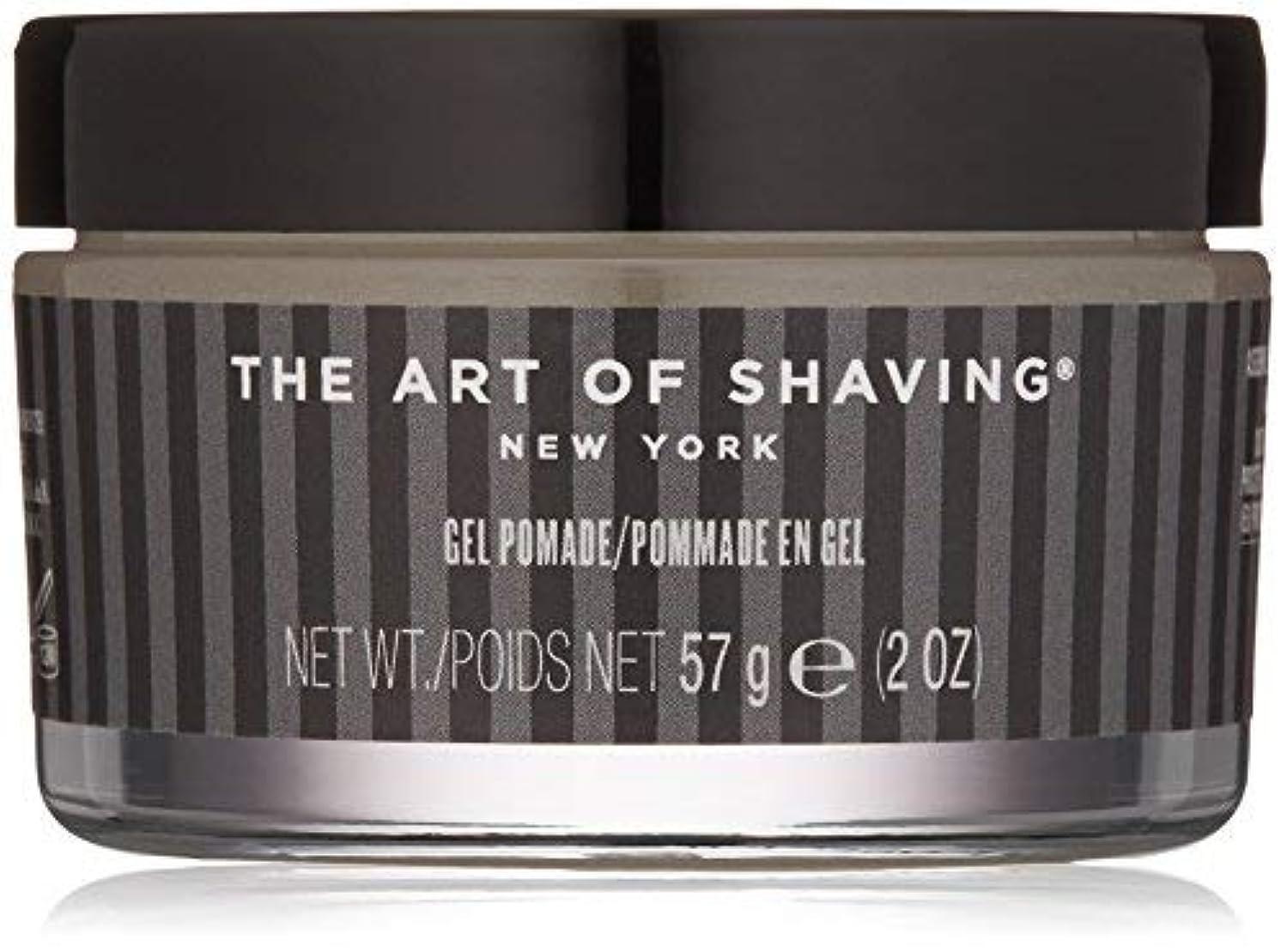 美しいキャプテンブライ理解するThe Art of Shaving Gel Pomade 2 oz. [並行輸入品]