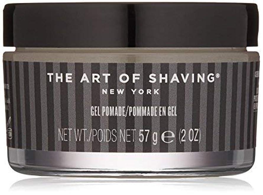 災難ミネラルコショウThe Art of Shaving Gel Pomade 2 oz. [並行輸入品]