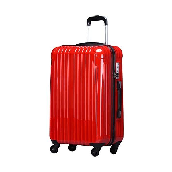 ラッキーパンダ スーツケース TY001 TSA...の商品画像