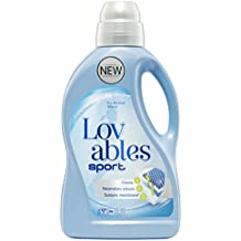 Lovables Liquid Sport For Active Wear Laundry Detergent, 1.5L
