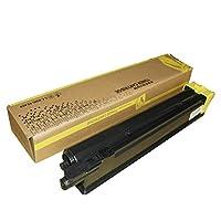 互換性ありKyocera Taskalfa 2550cコピー機カートリッジと互換性があるKyocera Tk-8315 Tk-8316 8317カラートナーカートリッジ、4色オプション-yellow