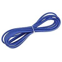 SONONIA スーパーソフト 耐高温 シリコーン ワイヤー 全4選択 - 青, 14WAG