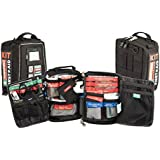 100+ Piece Survival Vehicle First-Aid Kit Ideal for Cars, 4WDs, caravans, Truck