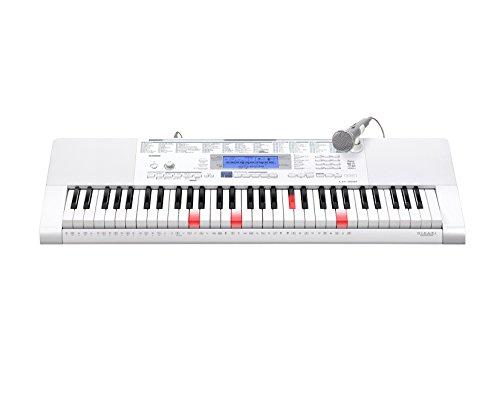 カシオ 電子キーボード61標準鍵 光ナビゲーションキーボード LK-222