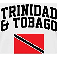 Fanatics Branded Trinidad & Tobago Women's White Flag T-Shirt スポーツ用品 L 【並行輸入品】