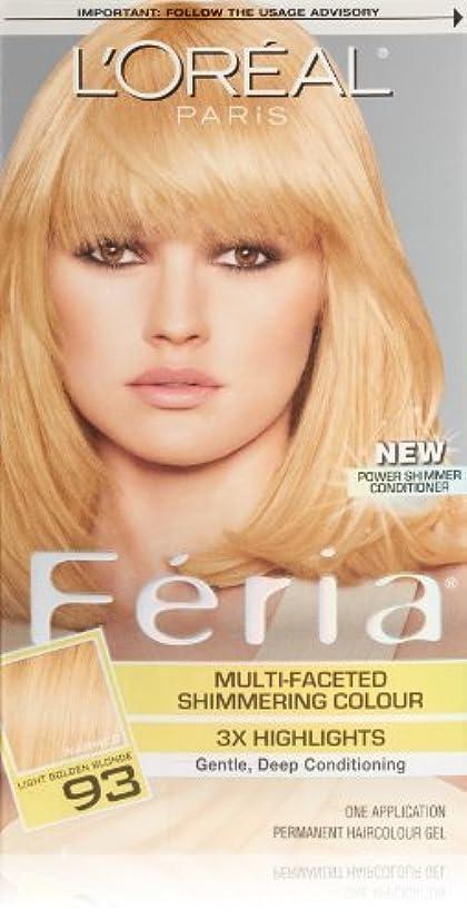 ターゲット鉱夫覗くFeria Candle Glow by L'Oreal Paris Hair Color [並行輸入品]