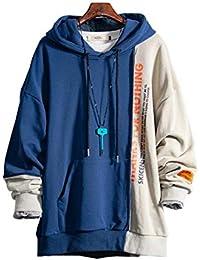 パーカー メンズ 秋服 メンズ プルオーバー 長袖 Tシャツ フード付き ゆったり フーディ おしゃれ トレーナー スポーツ カットソー トップス おおきいサイズ 秋 冬