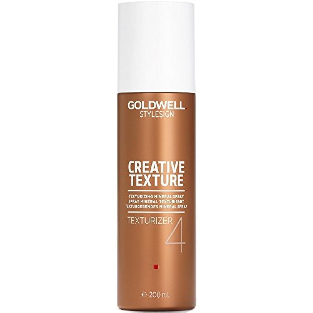 会計油実用的Goldwell Stylesignクリエイティブテクスチャテクスチャライザテクスチャーミネラル6.76オンススプレー