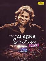 ROBERTO ALAGNA - SICILIEN LIVE [DVD] [Import]
