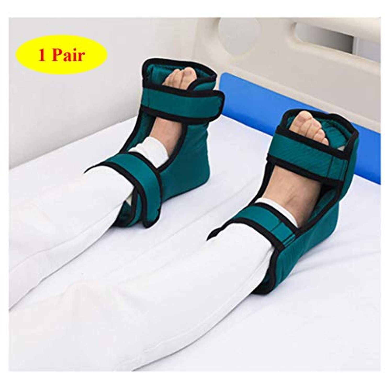 ペースカウンタとげ床ずれ防止ヒールプロテクター枕、患者ケアヒールパッド足首プロテクタークッション、効果的なPressure瘡。