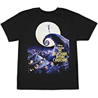 The Nightmare Before Christmas Boy's Jack's Pumpkin Patch T-Shirt