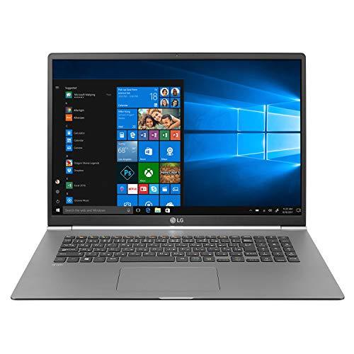 LG ノートパソコン gram 1340g/バッテリー22時間/Core-i7/17インチ/Windows 10/メモリ 8GB/SSD 512GB/Thund...