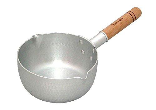 谷口金属 和の職人 深型 ゆきひら鍋 18cm 日本製