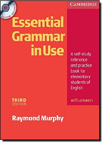 Essential Grammar in Use Edition with Answers and CD-ROM PB Pack (Grammar in Use)の詳細を見る