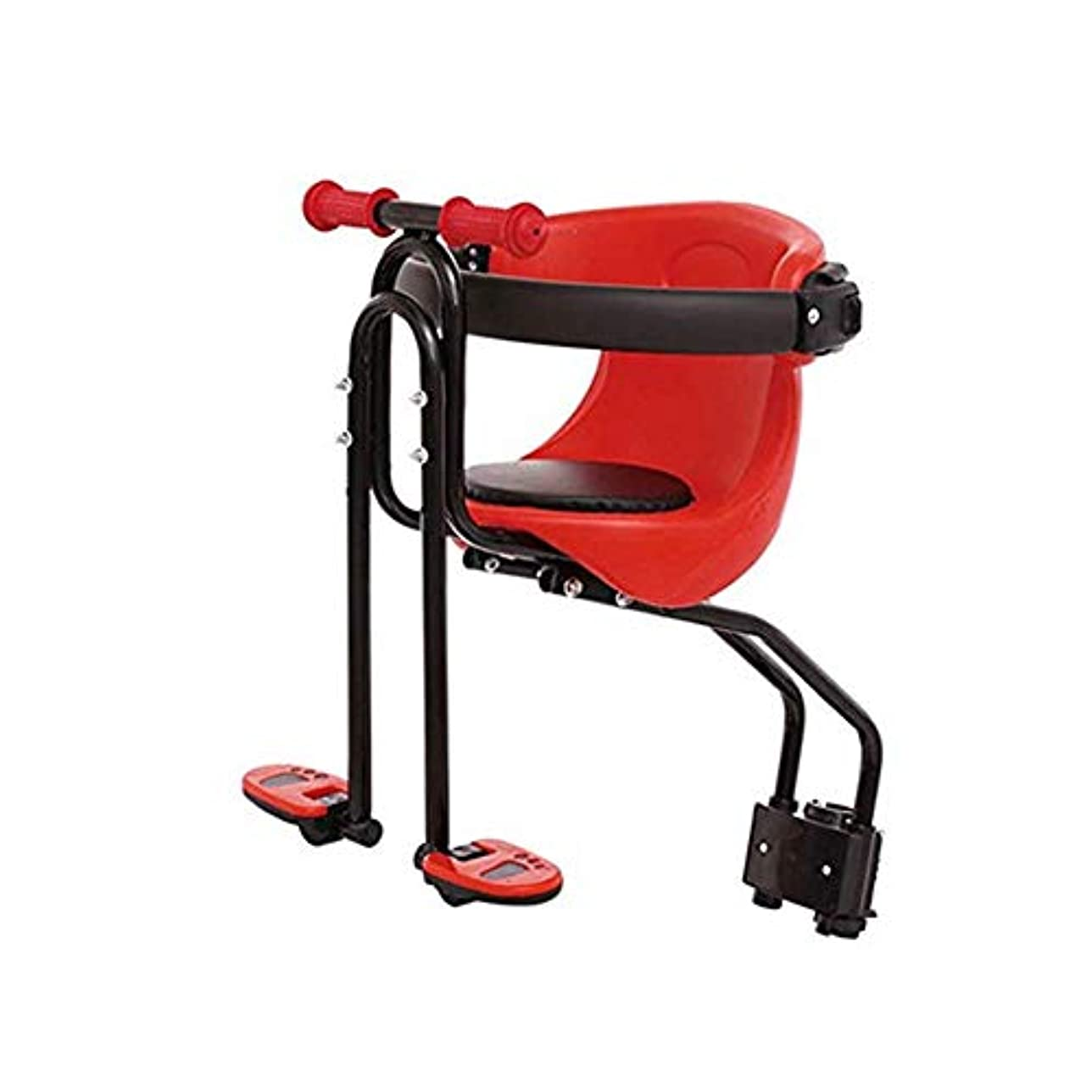 気球概念海軍前部台紙の子供の自転車の安全座席、携帯用子供の安全前部座席サドルのクッション