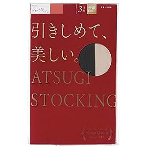 [アツギ] Atsugi Stocking(アツギ ストッキング) 引きしめて、美しい。 〈3足組〉 レディース FP8813P