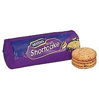 (McVitie's (マクビティ)) マクビティフルーツショートケーキ200グラム (x4) - McVitie's Fruit Shortcake 200g (Pack of 4) [並行輸入品]