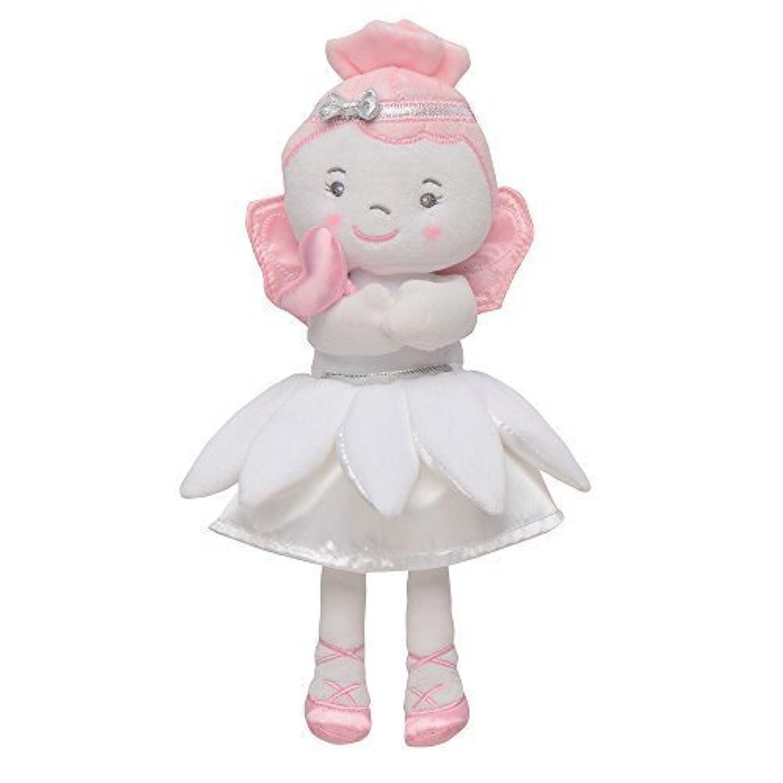 Anne GeddesフェアリープリンセスバレリーナSnuggle Buddy人形by Rashti and Rashti [並行輸入品]