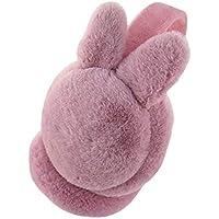Lovely Earmuffs Plush Earmuff Warm Earmuffs for Kids Or Adults [Cute Rabbit-4]