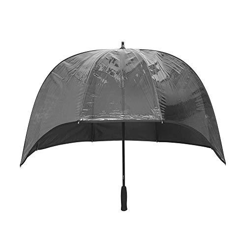 雨から上半身を守るドーム傘「バリアンブレラ」 CHVHBDTU 【 風に強いドーム型 】