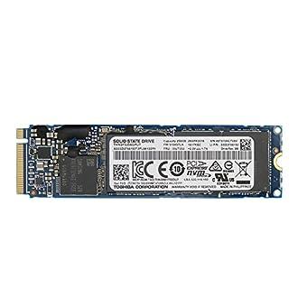 東芝 XG3シリーズ 256GB M.2 2280 PCI-Express 3.0 x4接続 NVMe SSD MLC Read 最大2516 MB/s Write 最大1572MB/Sec 超寿命MLC THNSN5256GPU7