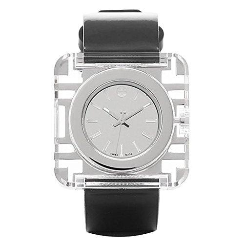 [トリーバーチ] 時計 TORY BURCH TRB3001 IZZIE 日常生活防水 腕時計 ウォッチ レディース シルバー/ブラック [並行輸入品]