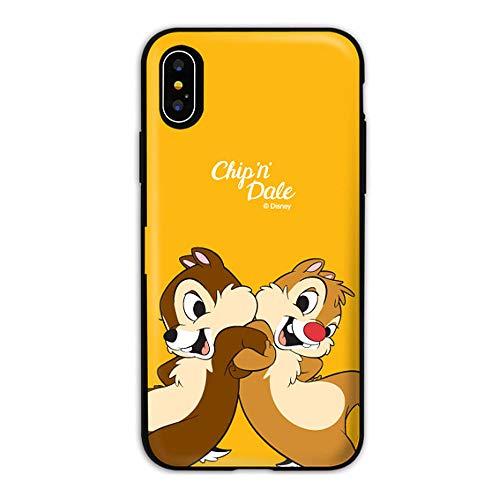 46e2905c17 〈Galaxy Note8・ギャラクシー ノート8〉 ディズニー チップ&デール カード ケース Disney Chip&Dale