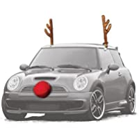 Reindeer Car Kit - Turn Your Car into a Reindeer! by The Elf on the Shelf [並行輸入品]